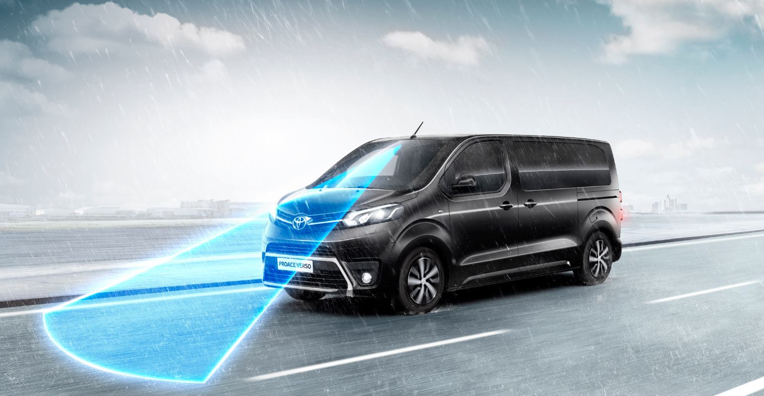 All New PROACE models & features